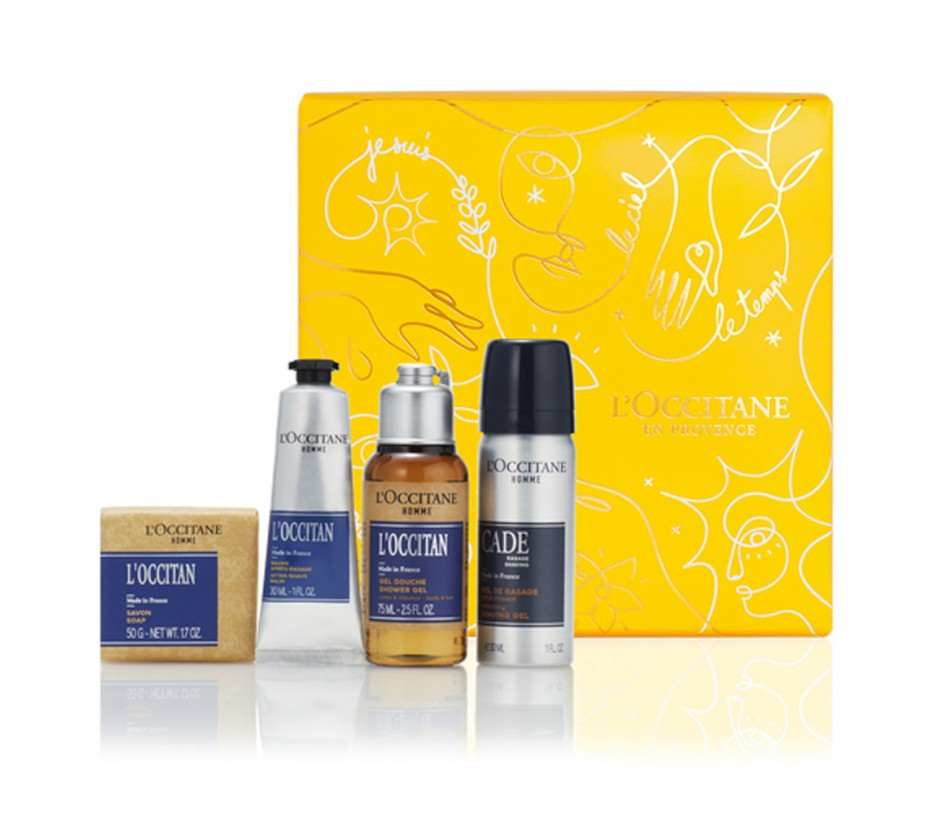 L'occitane On-The-Go Grooming