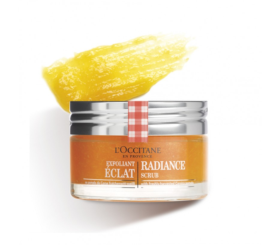 L'occitane Radiance Scrub 2.6oz/75ml