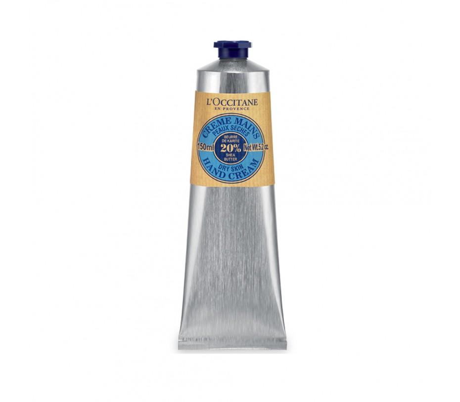 L'occitane Shea Butter Hand Cream 5.2oz/147g