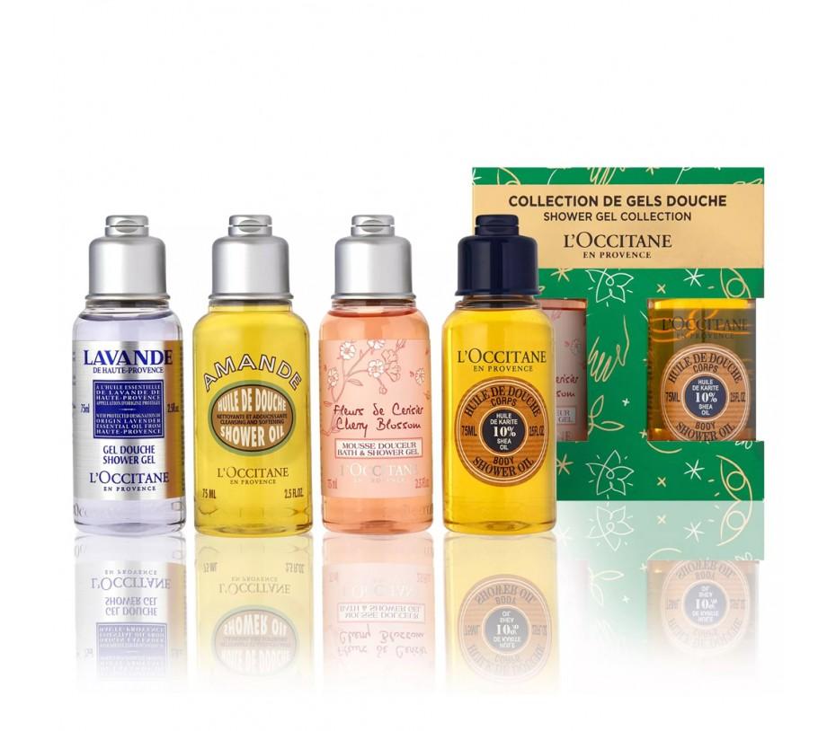 L'occitane Shower Gel Collection