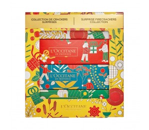L'occitane Surprise Firecrackers Collection 2021 Holiday