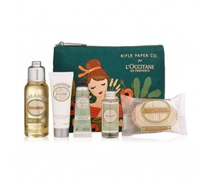L'occitane Sweet Almond Wishes Discovery Kit