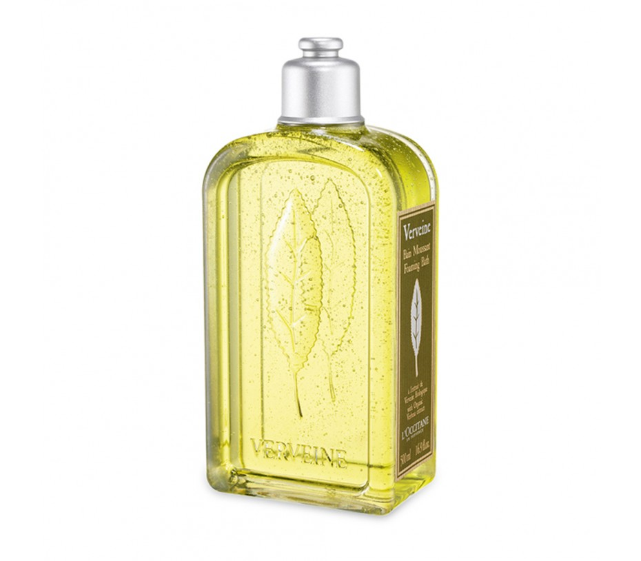 L'occitane Verbena Foaming Bath 16.9fl.oz/500ml