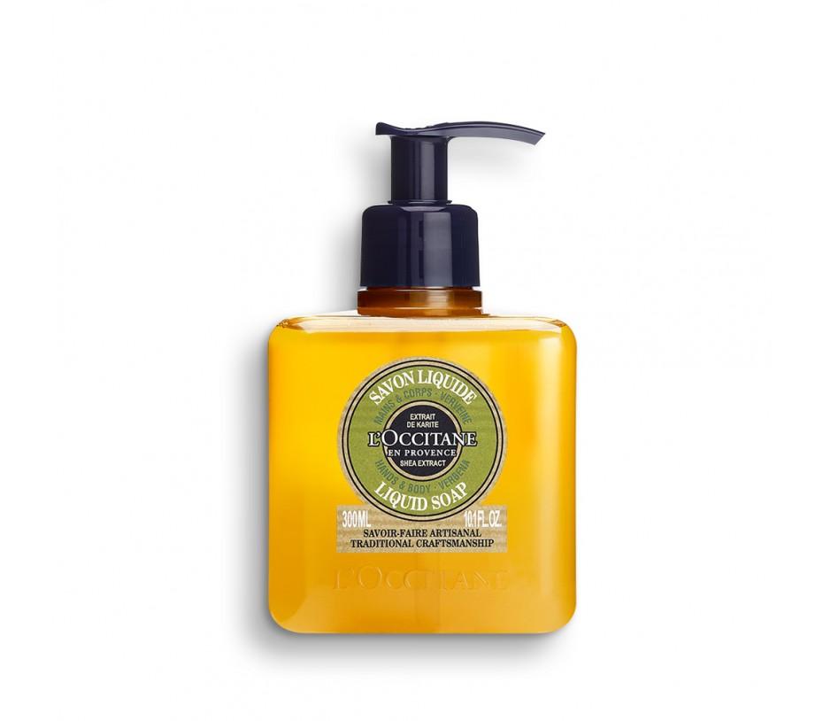 L'occitane Verbena Liquid Soap 10.1fl.oz/300ml