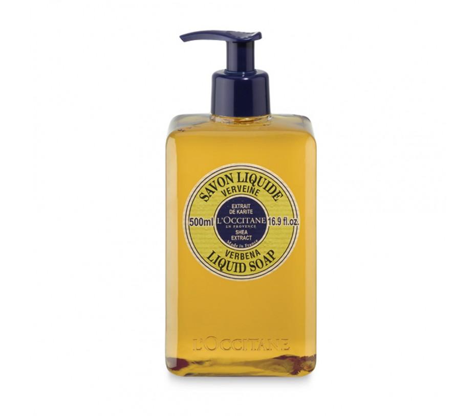 L'occitane Verbena Liquid Soap 16.9fl.oz/500ml