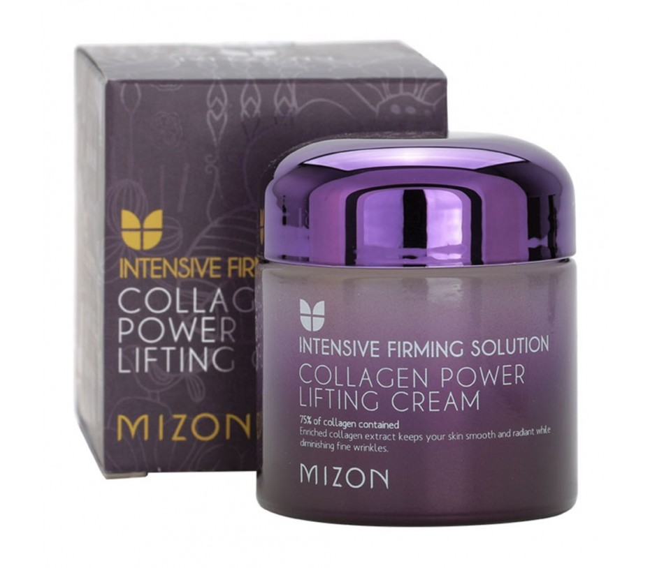 Mizon Intensive Firming Solution Collagen Power Lifting Cream 2.53fl.oz/75ml