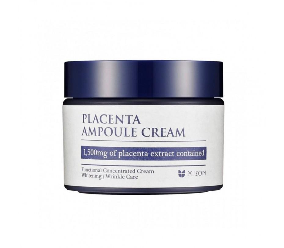 Mizon Placenta Ampoule Cream 1.69fl.oz/50ml
