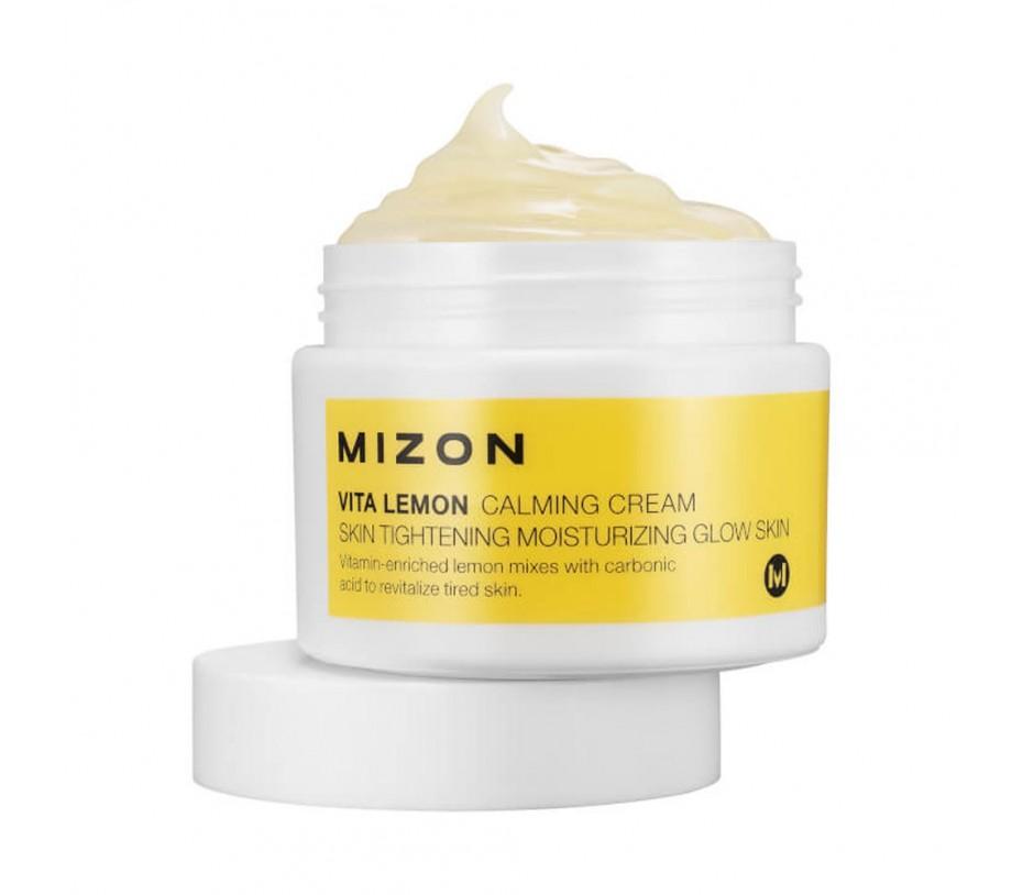 Mizon Vita Lemon Calming Cream 1.69fl.oz/50ml