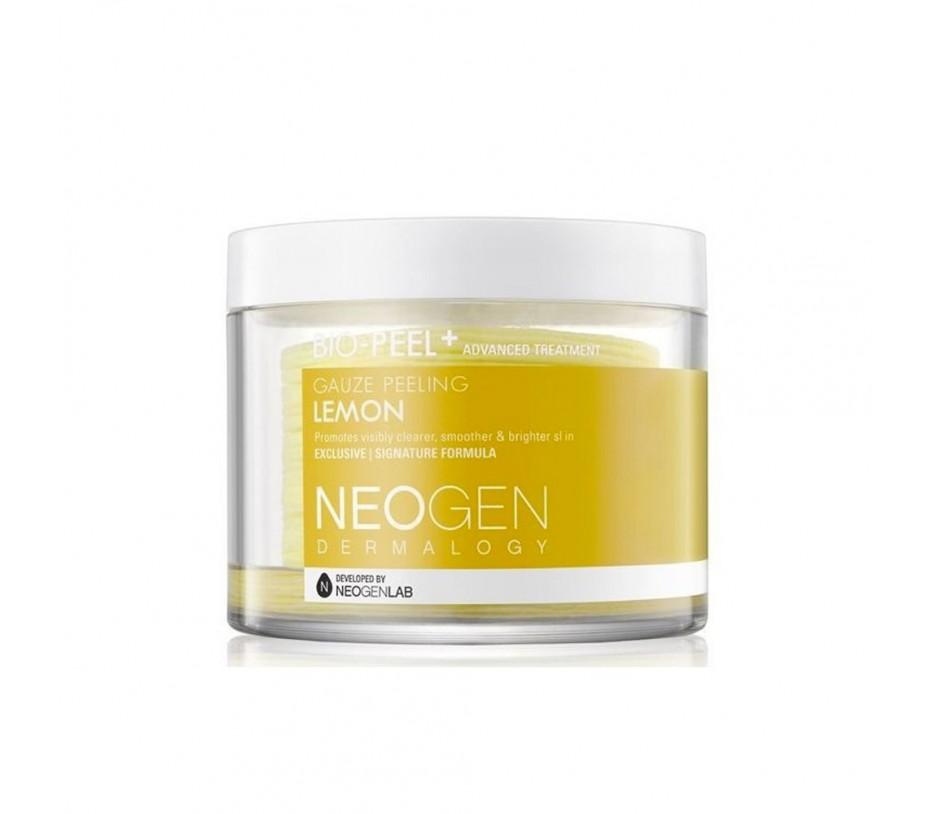 Neogen Bio - Peel Gauze Peeling Lemon (30 Pads)