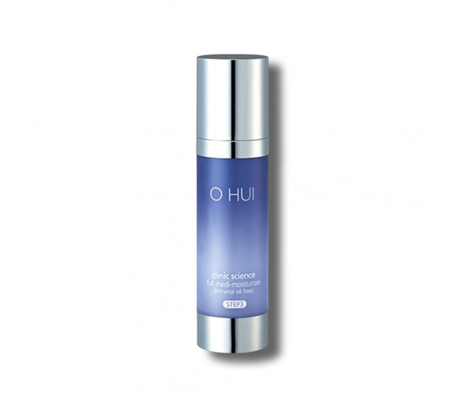 Ohui Clinic Science Full Medi-Moisturizer (Mineral Oil Free) 2.53fl.oz/75ml