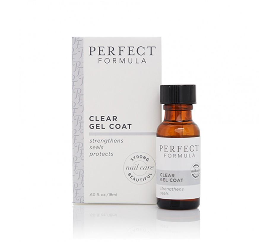 Perfect Formula Clear Gel Coat 0.6fl.oz/18ml