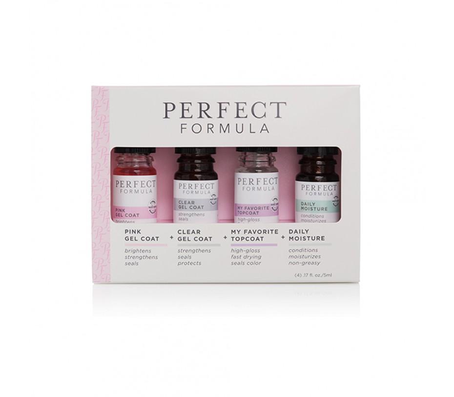Perfect Formula Gel Coat Manicure Set