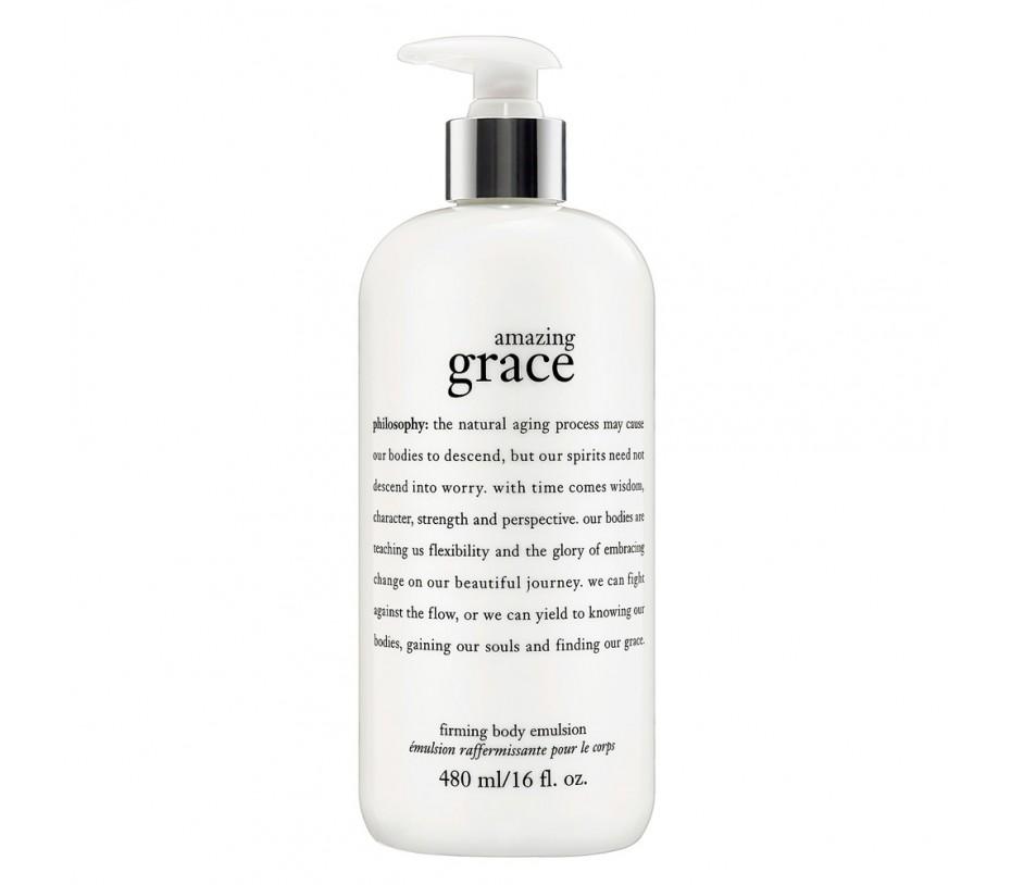 Philosophy Amazing Grace Firming Body Emulsion 16fl.oz/473ml