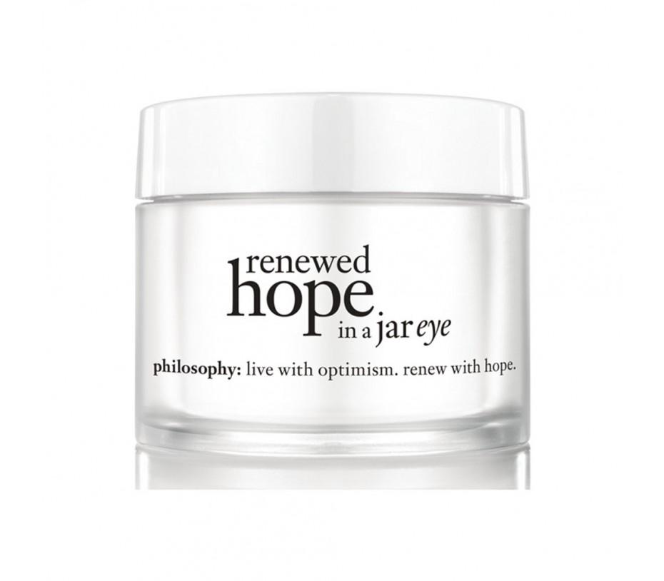 Philosophy Hope in a Jar Renewed Hope In A Jar Eye .5oz/14.2g