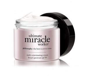 Philosophy Miracle Worker Ultimate Miracle Worker Multi-rejuvenating Cream Broad Spectrum SPF 30 2oz/57g