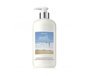 Philosophy Pure Grace Summer Surf Softening Cleanser for hair and body 16fl.oz/473ml