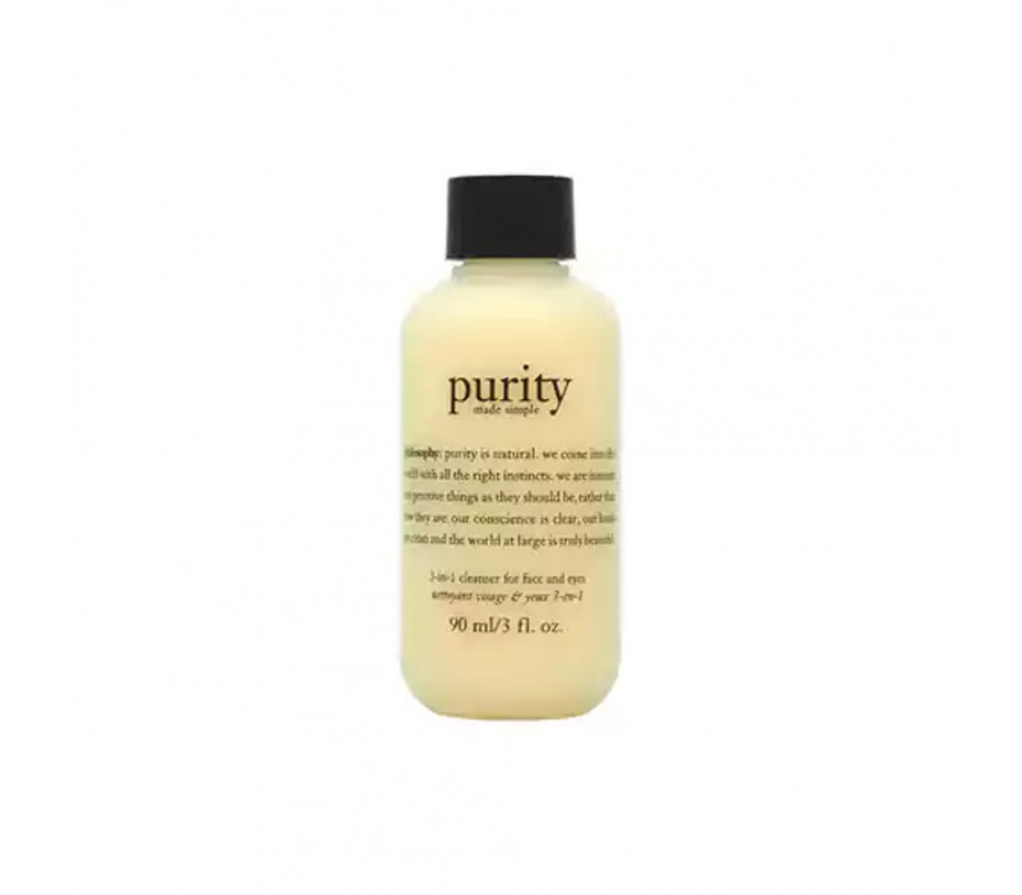 Philosophy Purity Made Simple One step Facial Cleanser 3fl.oz/90ml