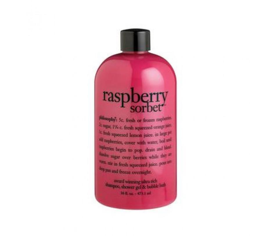 Philosophy Raspberry Sorbet Shower Gel 16fl.oz/473ml