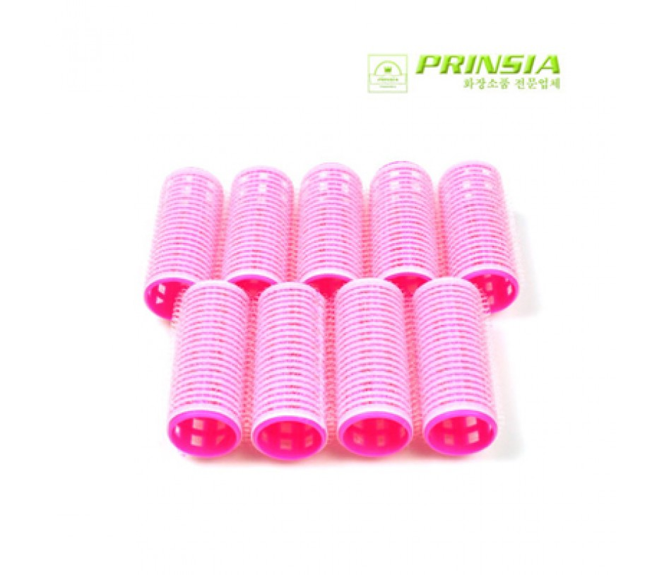 Prinsia Magic Hair Roller (Medium 9 pcs/pkg)