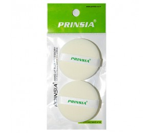 Prinsia Round Flocking Puff (2 pcs)