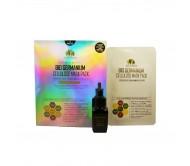 Rainbow Beauty Cosmetics Douee Naturer Bio Germanium Cellulose Mask Set 0fl.oz/0ml