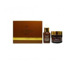 Rainbow Beauty Cosmetics Douee Naturer Nrf2 Induction Revitalizing Cream & Serum set