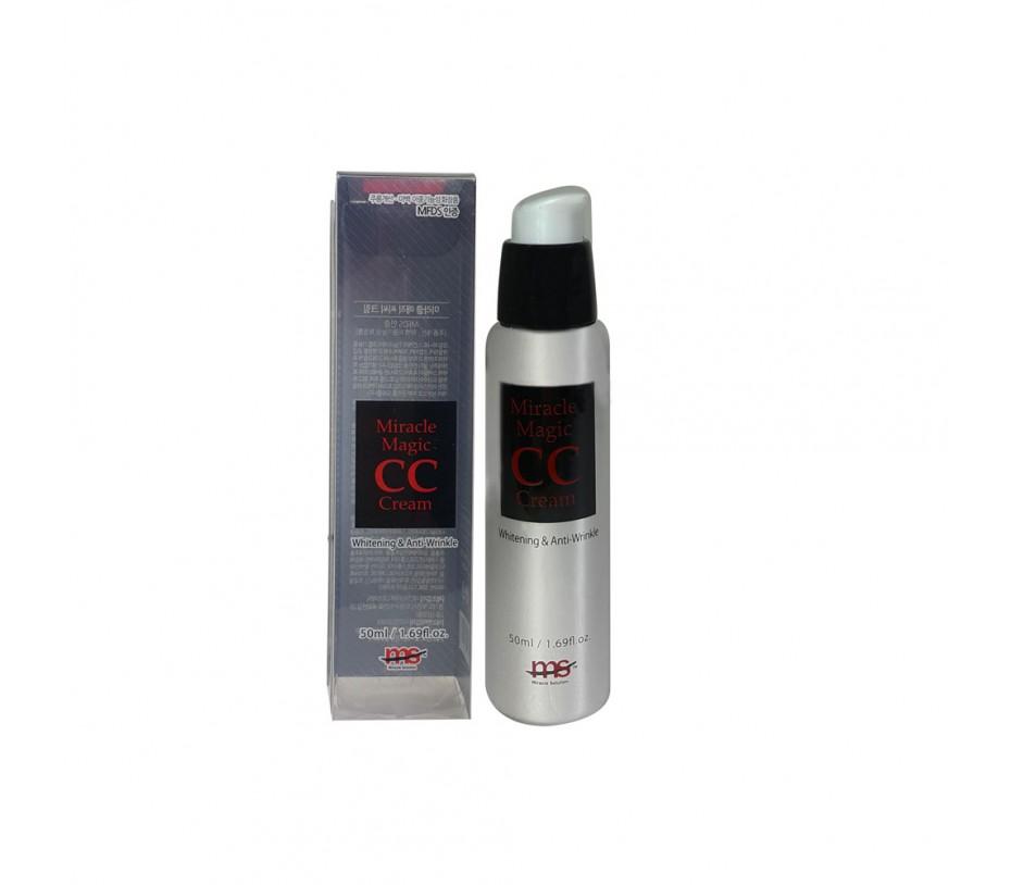 Rainbow Beauty Cosmetics Miracle Magic CC Cream 1.69fl.oz/50ml