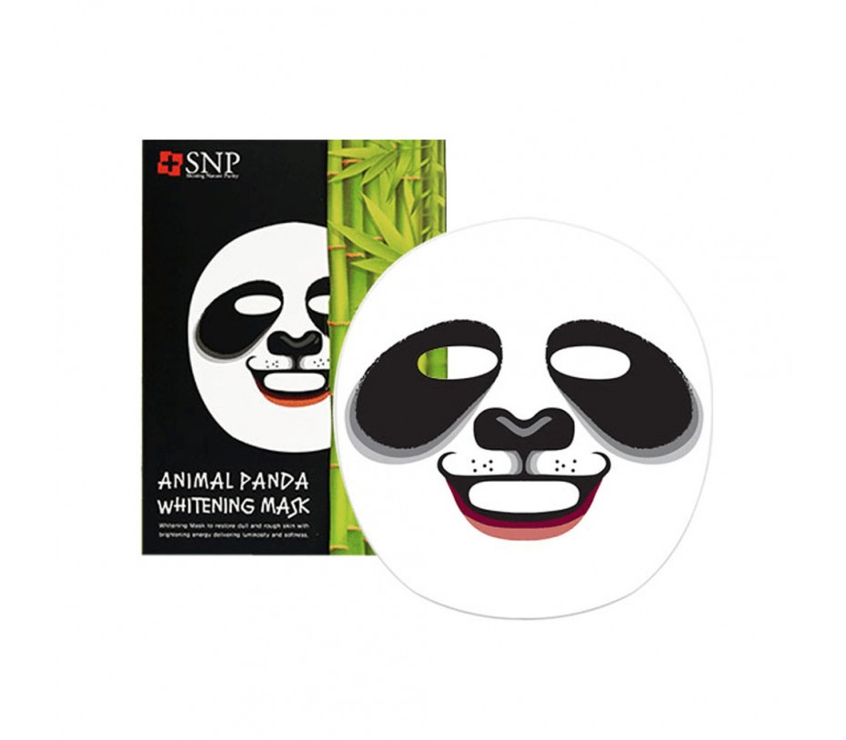 SNP Animal Panda Mask (10 Sheets)