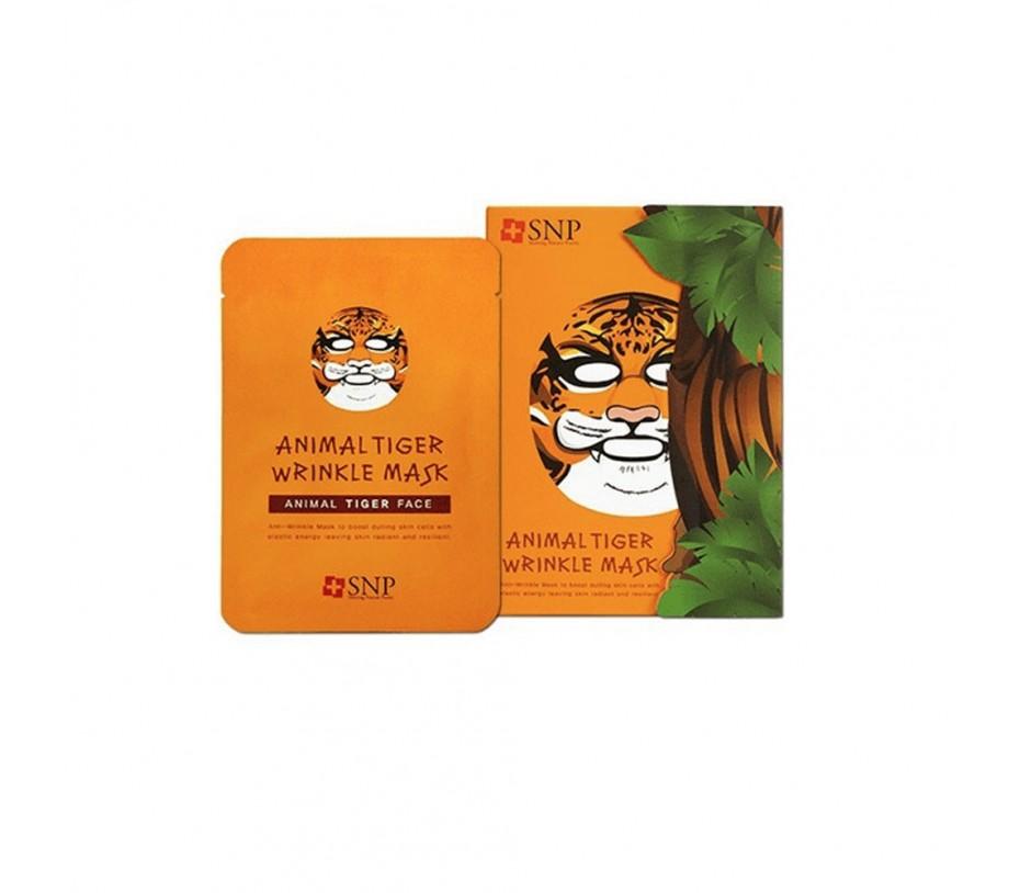 SNP Animal Tiger Mask (10 Sheets)