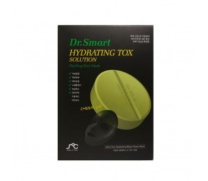 Sense of Care Dr. Smart Hydrating Tox Solution Purifying Face Mask (10 Sheets) 0fl.oz/0ml