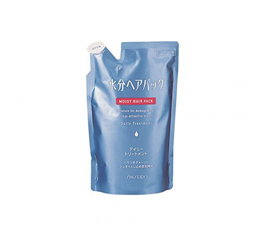 Shiseido Fitit Aquair Aqua Hair Pack Daily Treatment (Refill) 15.2fl.oz/450ml