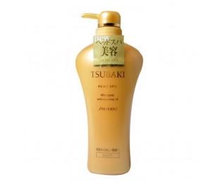 Shiseido Fitit Tsubaki Head Spa Shampoo (Pump) 18.6fl.oz/550ml