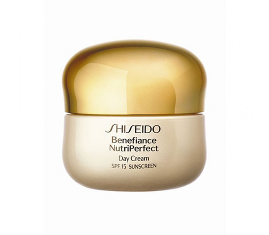 Shiseido Benefiance NutriPerfect Day Cream SPF 18 1.7oz/48g