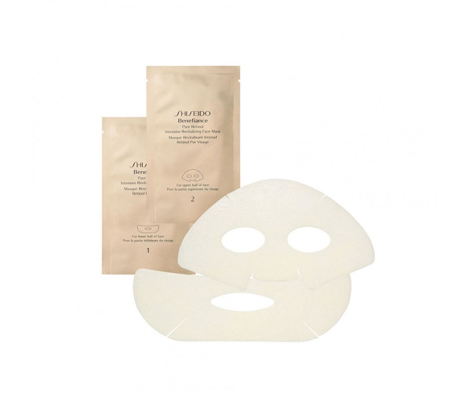 Shiseido Benefiance Pure Retinol Intensive Revitalizing Face Mask 0fl.oz/0ml