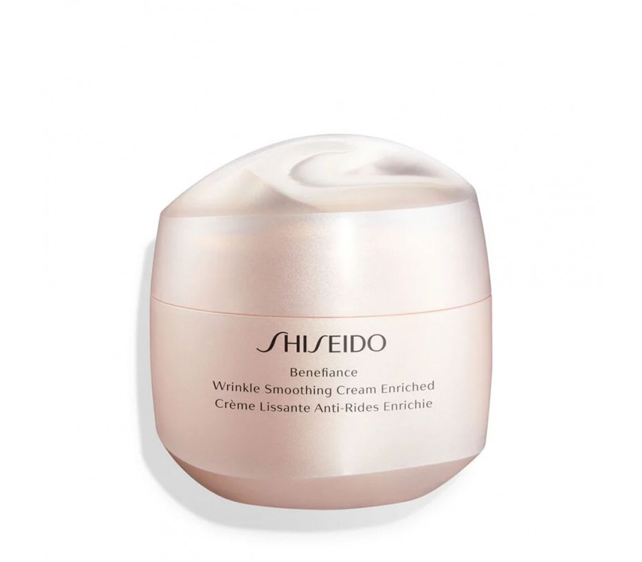 Shiseido Benefiance Wrinkle Smoothing Cream Enriched 2.6oz/75ml
