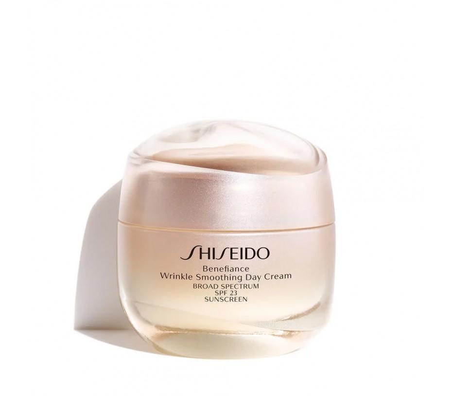 Shiseido Benefiance Wrinkle Smoothing Day Cream Broad Spectrum SPF23 1.8oz/50ml