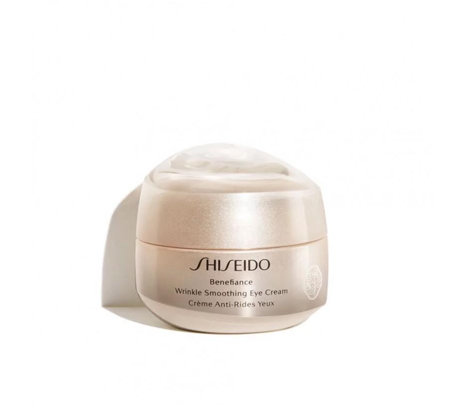 Shiseido Benefiance Wrinkle Smoothing Eye Cream 0.51oz/15ml