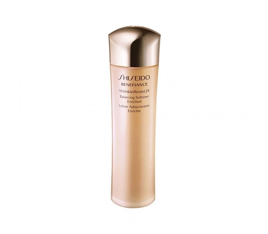 Shiseido Benefiance WrinkleResist24 Balancing Softener Enriched 5fl.oz/150ml
