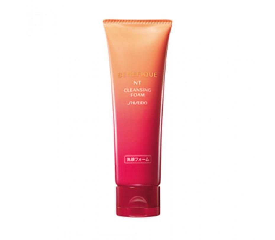 Shiseido Benefique Cleansing Foam NT 4.5oz/128g
