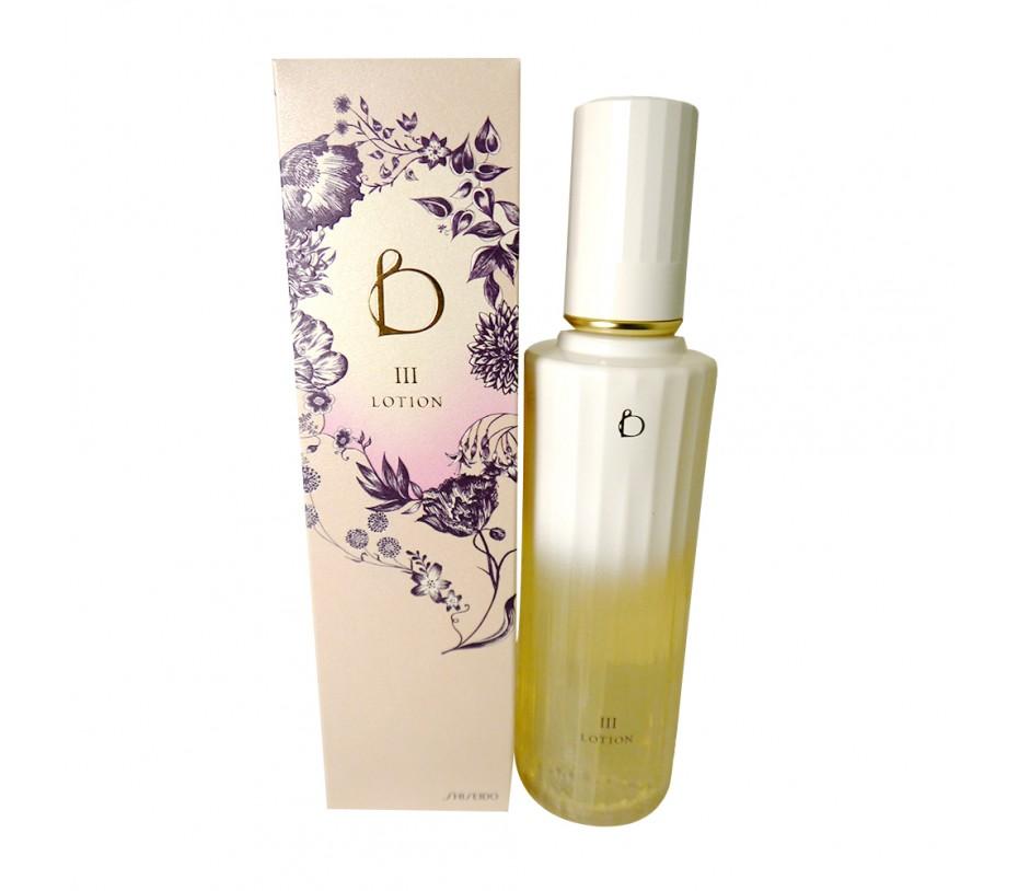 Shiseido Benefique Lotion III 6.7fl.oz/198ml