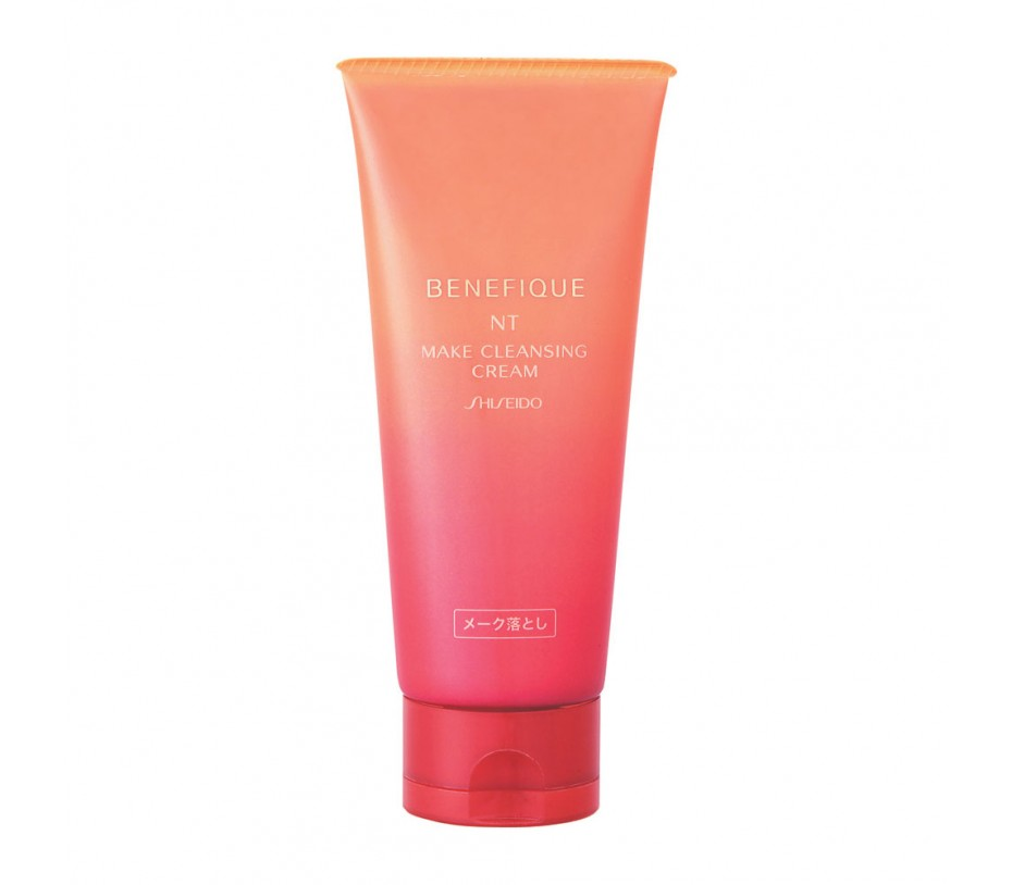 Shiseido Benefique Makeup Cleansing Cream 4.9oz/140g