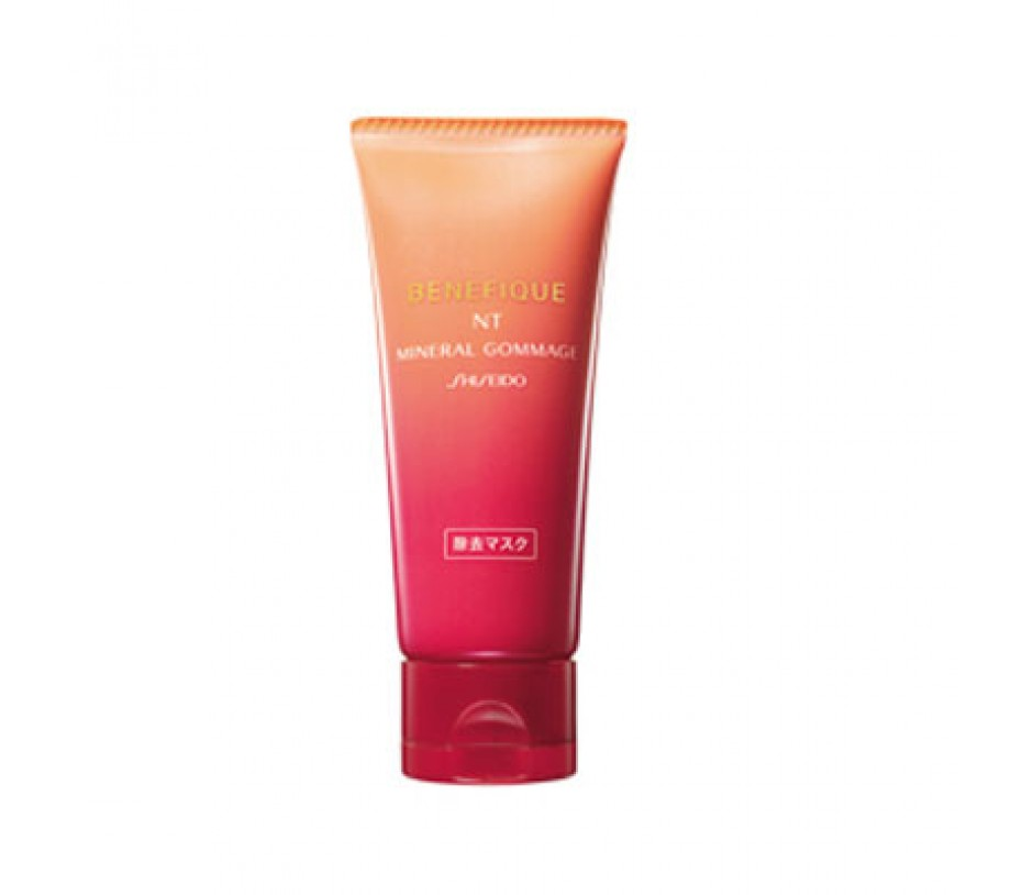 Shiseido Benefique Mineral Gommage 3.5oz/100g