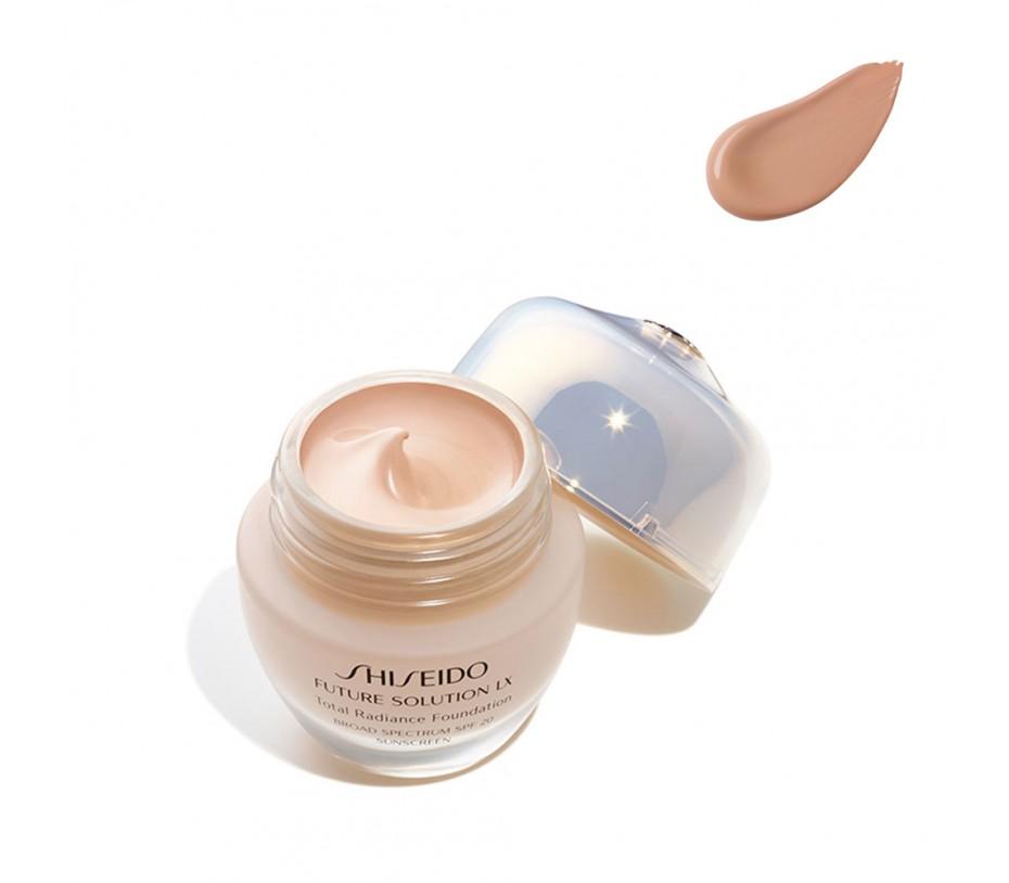 Shiseido Future Solution LX Total Radiance Foundation R2 1.2oz/30ml