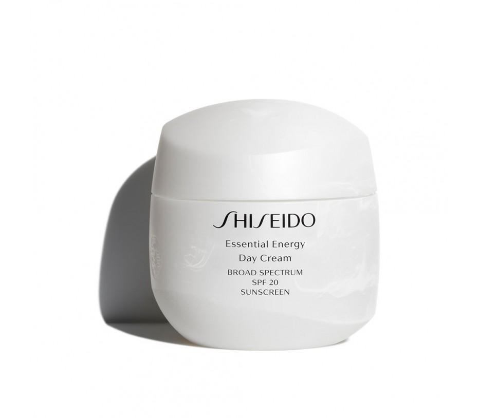 Shiseido Ginza Tokyo Essential Energy Day Cream Broad Spectrum SPF20 1.7oz/50ml