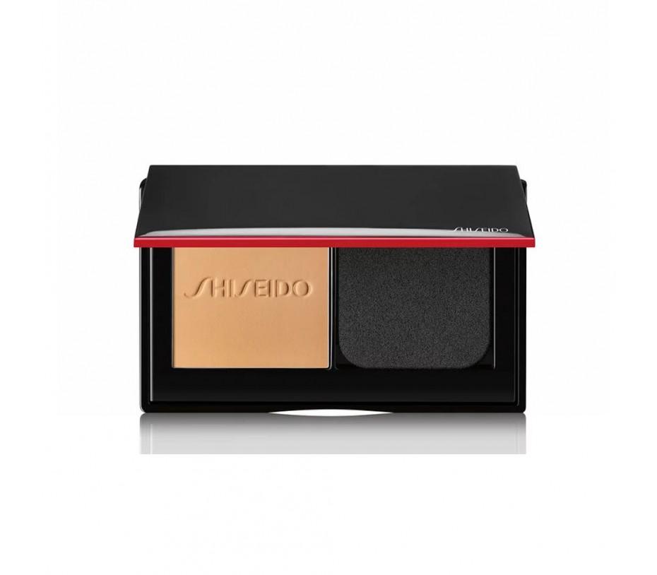 Shiseido Ginza Tokyo Synchro Skin Self-Refreshing Custom Finish Powder Foundation 220 Linen 0.31oz/9g