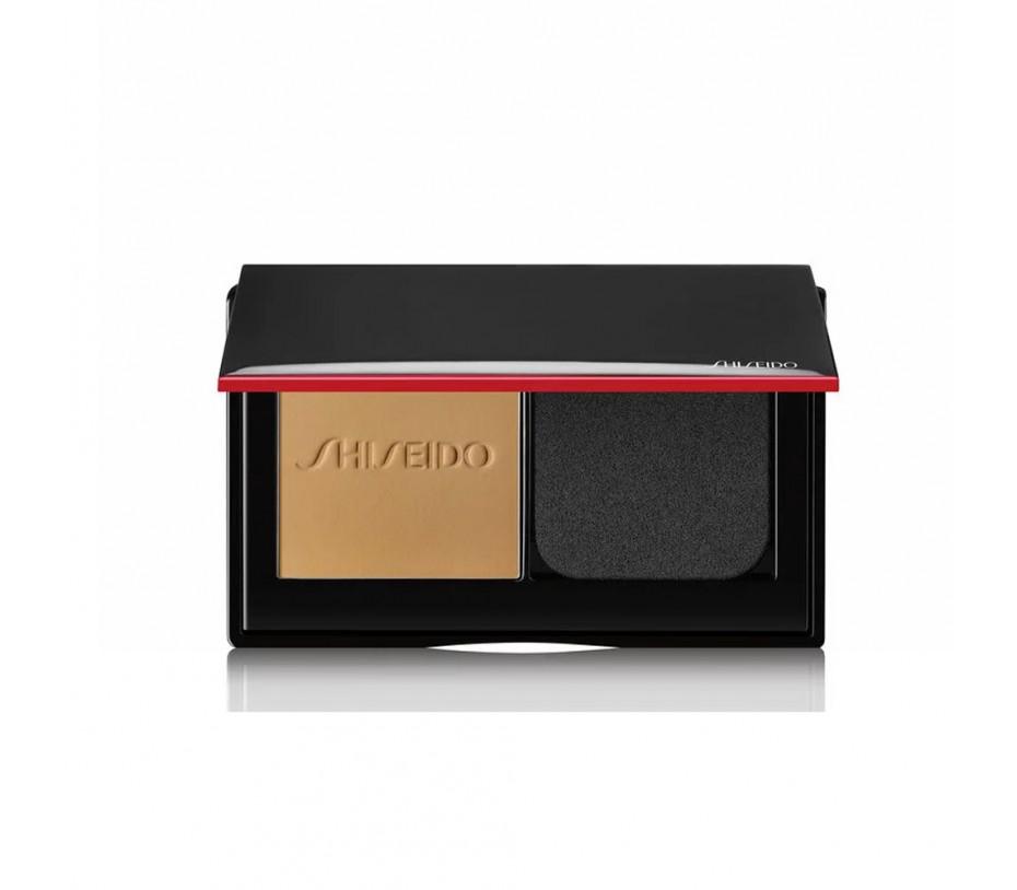 Shiseido Ginza Tokyo Synchro Skin Self-Refreshing Custom Finish Powder Foundation 340 Oak 0.31oz/9g