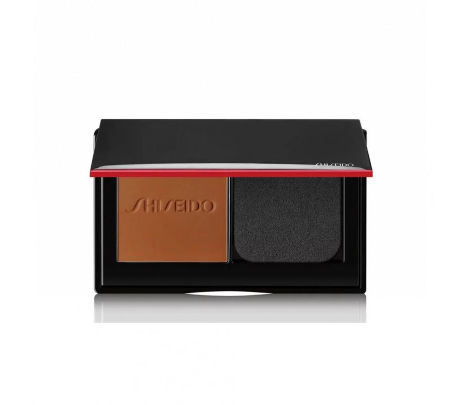 Shiseido Ginza Tokyo Synchro Skin Self-Refreshing Custom Finish Powder Foundation 450 Copper 0.31oz/9g