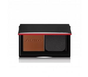 Shiseido Ginza Tokyo Synchro Skin Self-Refreshing Custom Finish Powder Foundation 530 Henna 0.31oz/9g