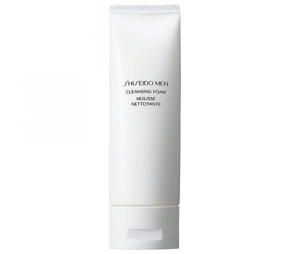 Shiseido Men Cleansing Foam 4.6oz/125ml