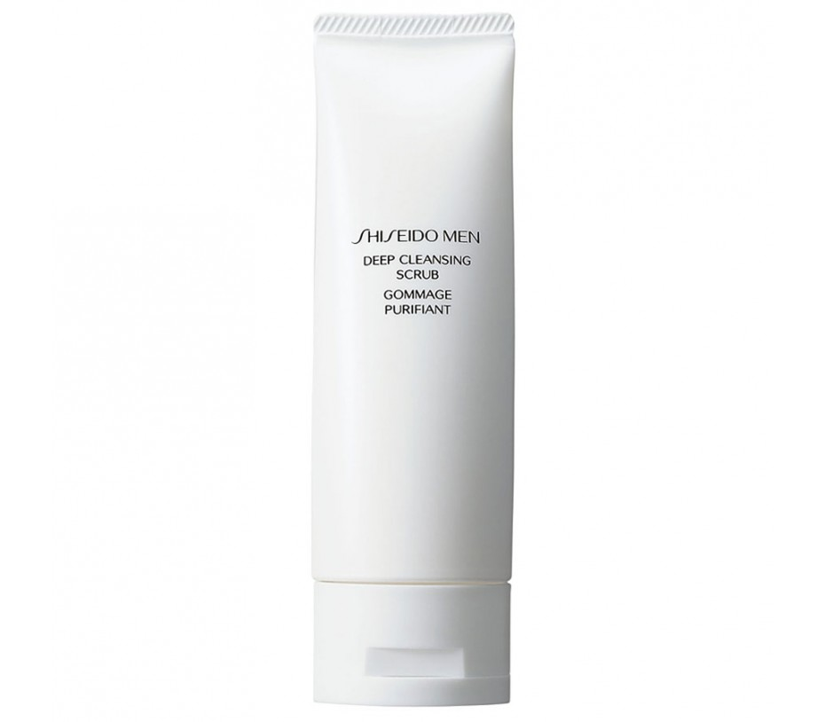 Shiseido Men Deep Cleansing Scrub 4.5oz/128g
